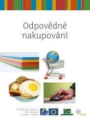 Odpovědné nakupování - CENIA, česká informační agentura ...