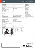 Chargeuses compactes - Bobcat.eu - Page 6