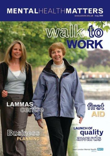 May 2009 - West London Mental Health NHS Trust