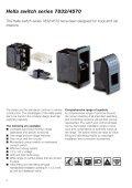Hella modular switch range - Page 6