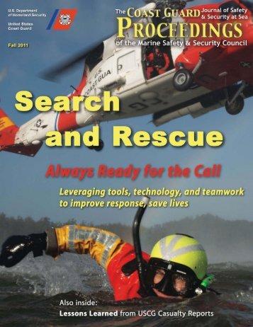 USCG Proceedings - Dana Point Boaters Association