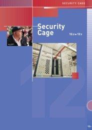 Security Cage - Connex Telecom