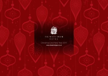 Christmas and New Year 2011 - Classic Lodges