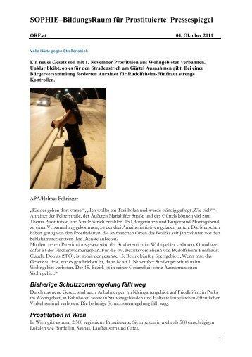 2011_10_04 Orf.at Volle Härte gegen den Strassenstrich - SOPHIE ...