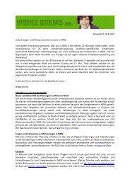 Düsseldorf, 26.4.2012 Liebe Energie- und ... - Wibke Brems