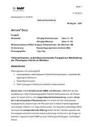 GA Aktuan Gold - BASF Pflanzenschutz Österreich