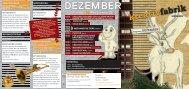 Dezember 2010 - Kreativfabrik
