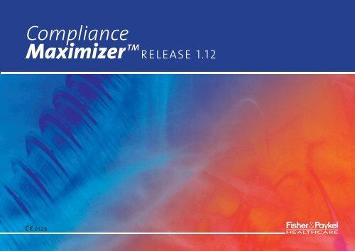 Compliance Maximizer User Guide