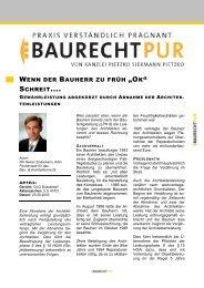 """WENN DER BAUHERR ZU FRÜH """"OK"""" SCHREIT.... - Ra-psp.de"""