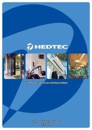 Lämmitys- ja ilmanvaihtotuotteet - Hedtec Oy