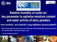 Relative Humidity of Outlet Air - InnovateWithDairy.com