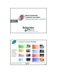 Energy Efficiency in Buildings - Global Development and Schneider ...