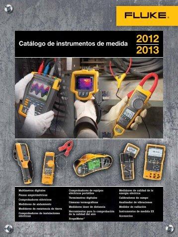Catálogo FLUKE - Distribuidora Mayecen