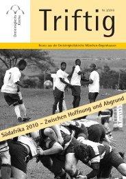 Triftig 2010-2 PDF - Dreieinigkeitskirche München Bogenhausen