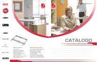 Catalogo Acco - Calidad y Servicio al Mejor Precio