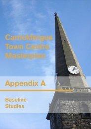 Masterplan Appendix A - 7/7/2010 - Carrickfergus Borough Council