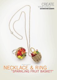 NECKLACE & RING - Create Your Style