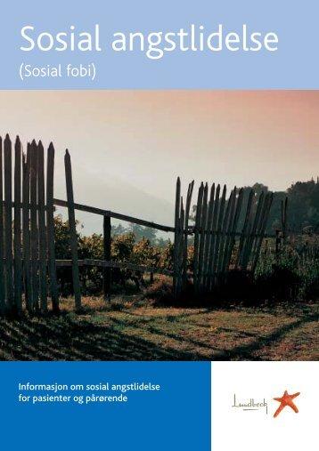 Sosial angst - Lundbeck