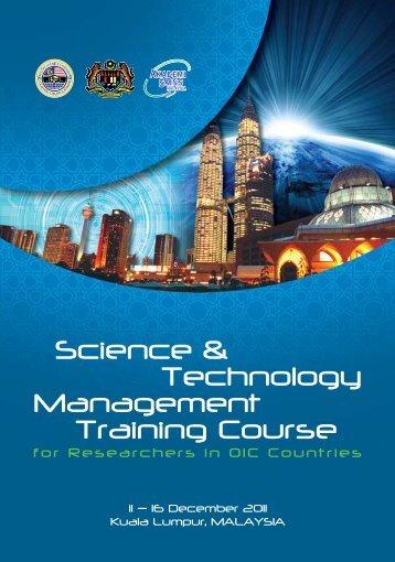 11 – 16 December 2011 Kuala Lumpur, MALAYSIA - Akademi Sains ...