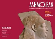 Schools programme Early years to Key Stage 2 - The Ashmolean ...