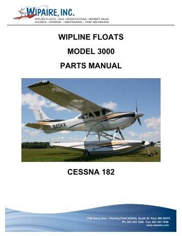 Cessna 182 operating manual