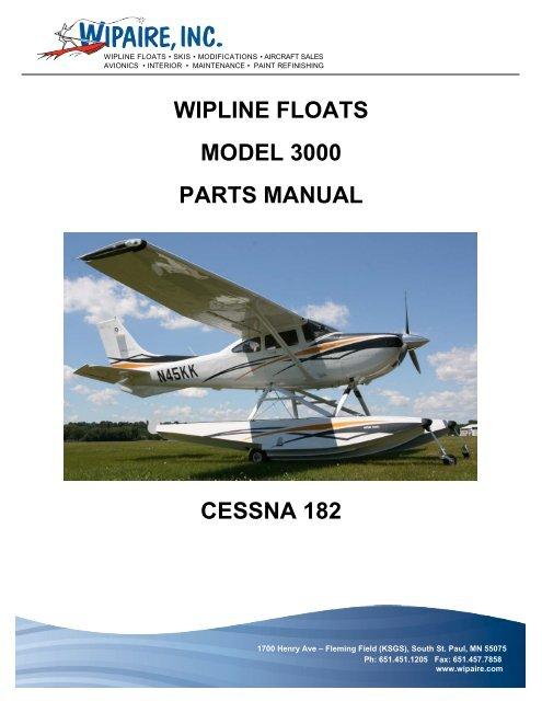 Cessna Strut Attach Cover Plate S-225-2