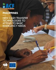 ACF Phillipines Cash Case Study Jan 2012.pdf - Action Against ...