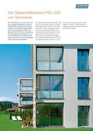 pdf, 547 KB - Schweizer Metallbau