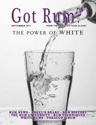 September 2011 - Got Rum?