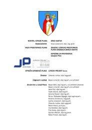 Odredbe za provođenje plana.pdf - Grad Kastav