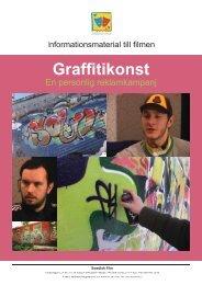 Graffitti studiehandledning.indd - SLI.se