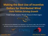 Download Webinar pdf - Clean Energy States Alliance