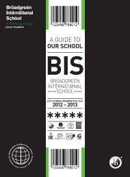 Prospectus - Broadgreen International School