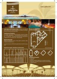 Télécharger la brochure MICE - Yadis Hôtels