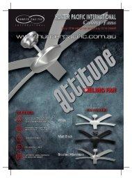 Attitude Brochure_HunPac Concept2 A4 Flyer - Hunter Pacific