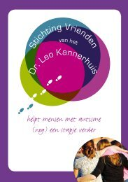 Stichting Vrienden D r. Leo Kannerhuis