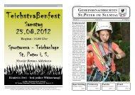 August 2012 - St. Peter im Sulmtal