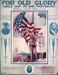 For Old GLory 1917.pdf