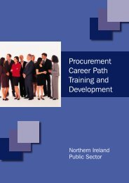 Procurement Career Path Training and Development - unpcdc