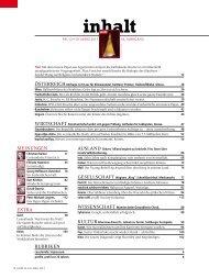 Heftinhalt - Profil Online