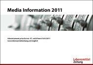 Mediakit ENG - Isler Annoncen AG
