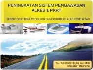 6. PENGAWASAN Roadshow Pontianak - Direktorat Jenderal Bina ...