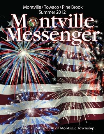 Summer 2012 - Montville Township