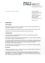 pdf-Datei - Lehrstuhl für Neuere Geschichte I - Friedrich-Alexander ...