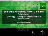 Semantic Authoring, Annotation and Publishing