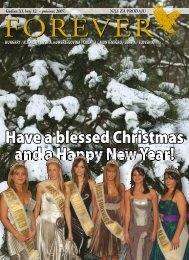Have a blessed Christmas and a Happy New Year! - Forever Living ...