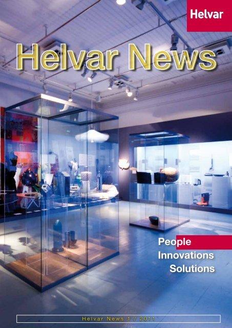 Helvar News 1 / 2011 Helvar News 1 / 2011