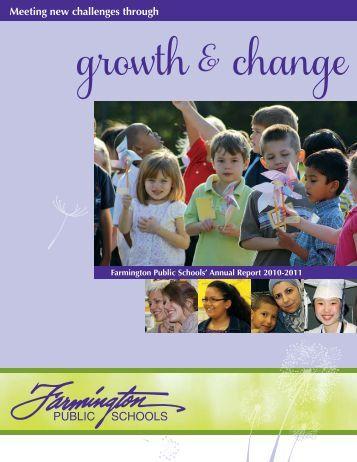District Annual Report - Farmington Public Schools