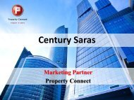 Century Saras - Property Connect Search - Propconnect.in