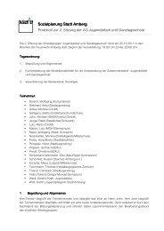 finden Sie das Protokoll der 2. Sitzung der Arbeitsgruppe ...